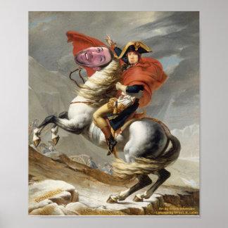 Kapitän Patrck u. seine mächtige Steed-Furt Poster