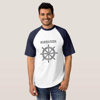 Kapitän Ron #6: Wanderer T-shirt
