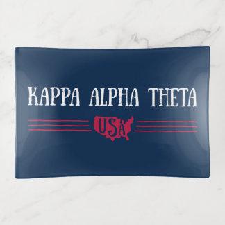 Kappa-Alphatheta | USA Dekoschale