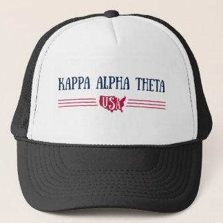 Kappa-Alphatheta   USA Truckerkappe