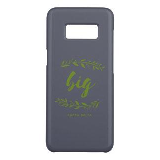 Kappa-Deltagroßer Kranz Case-Mate Samsung Galaxy S8 Hülle