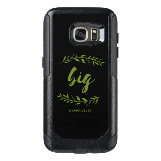 Kappa-Deltagroßer Kranz OtterBox Samsung Galaxy S7 Hülle
