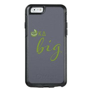 Kappa-Deltagroßes Skript OtterBox iPhone 6/6s Hülle