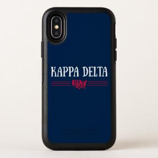 Kappa-Dreieck USA OtterBox Symmetry iPhone X Hülle