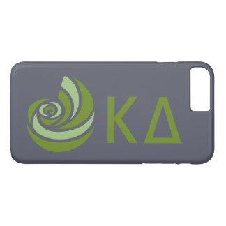 Kappa-DreiecksLil großes Logo iPhone 8 Plus/7 Plus Hülle