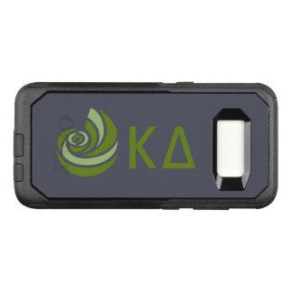 Kappa-DreiecksLil großes Logo OtterBox Commuter Samsung Galaxy S8 Hülle