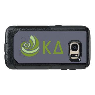 Kappa-DreiecksLil großes Logo OtterBox Samsung Galaxy S7 Hülle