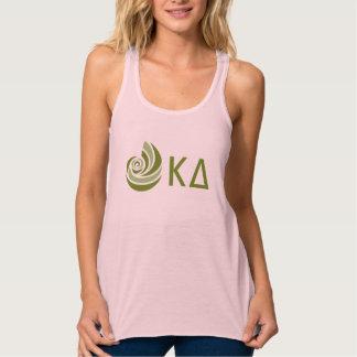 Kappa-DreiecksLil großes Logo Tank Top