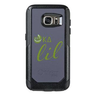 Kappa-DreiecksLil Skript OtterBox Samsung Galaxy S7 Hülle