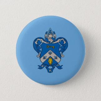 Kappa-Kappagama-Wappen Runder Button 5,7 Cm