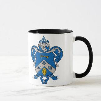 Kappa-Kappagama-Wappen Tasse