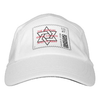 KAPPE - BRIEFMARKE ISRAELS DER ZUSTIMMUNG!