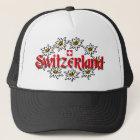 Kappe der Schweiz Edelweiss