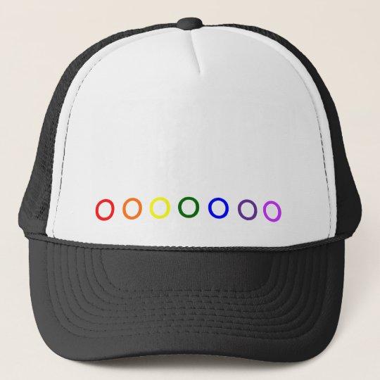 Kappe Gay Pride Rings