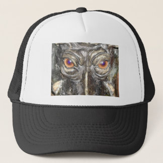 "Kappe, ""graue Augen # 2"" Truckerkappe"