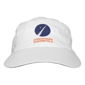 Kappe mit dem CS-Logo gedruckt