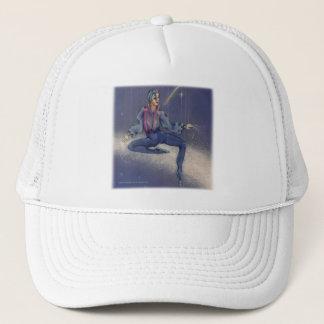 Kappen, Hüte - kosmischer Pantomime Truckerkappe