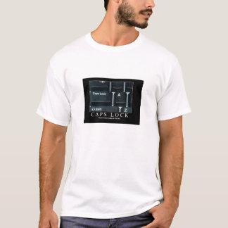 Kappenverschluß: Binden Sie die Wut los! T-Shirt