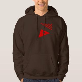 Kapuzenpullientwurf der einzigartigen hoodie