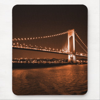 Karamell-Kolabaum Brücke mousepad