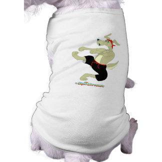 Karate-Hund Hundebekleidung