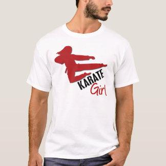 KARATE Mädchen 1,1 T-Shirt