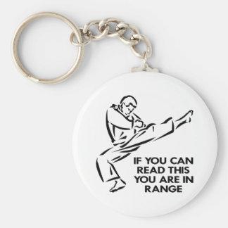 Karate, MIXED MARTIAL ARTS, SIND Sie in der Schlüsselanhänger