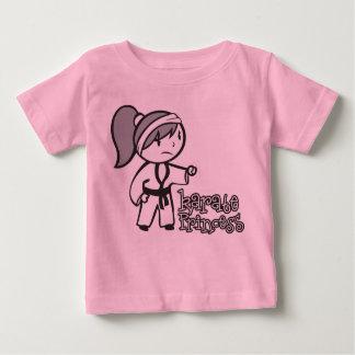 Karate-Prinzessin Baby T-shirt
