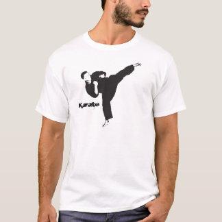 Karate-Tritt T-Shirt