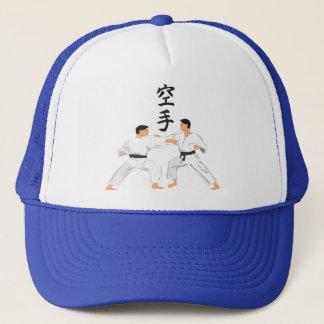 Karate Truckerkappe
