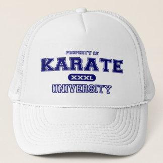 Karate-Universität Truckerkappe