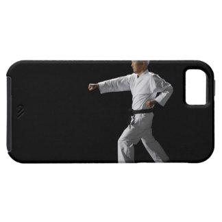 KarateVorlagendemonstrieren, Studioschuß Tough iPhone 5 Hülle