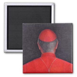 Kardinal 2005 quadratischer magnet