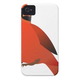 Kardinal #3 Case-Mate iPhone 4 hülle