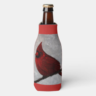 Kardinals-Flasche cooler Flaschenkühler