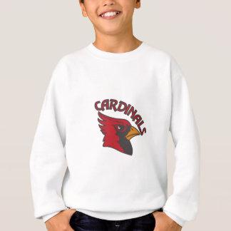 Kardinals-Maskottchen Sweatshirt