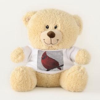 Kardinals-Shermanteddy-Bär Teddybär