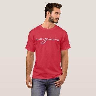 Kardinals-T - Shirt mit weißem Regiis Entwurf im