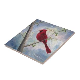 Kardinalsfliese Fliese