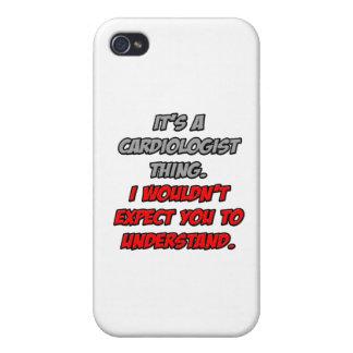 Kardiologe Sie würden nicht verstehen Etui Fürs iPhone 4