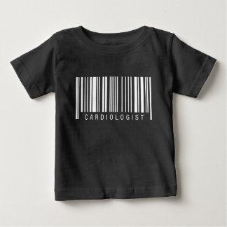 Kardiologen-Barcode Baby T-shirt
