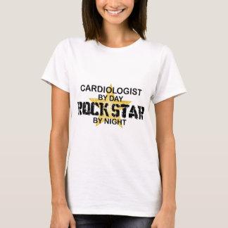 Kardiologen-Rockstar bis zum Nacht T-Shirt