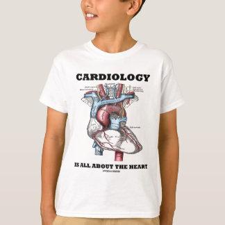 Kardiologie ist ganz über das Herz (anatomisch) T-Shirt
