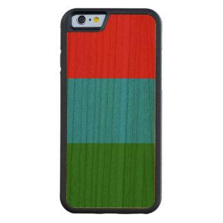 Karelien-Flagge Bumper iPhone 6 Hülle Kirsche
