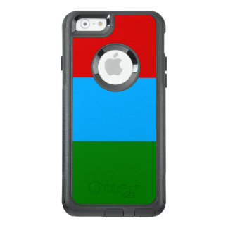 Karelien-Flagge OtterBox iPhone 6/6s Hülle