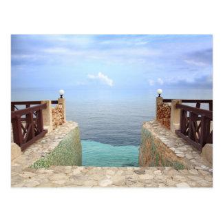 Karibische Kuba-Postkarte Postkarte