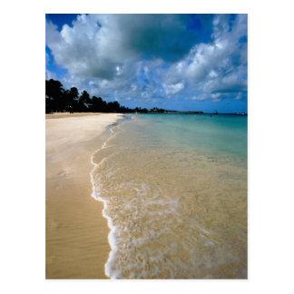 Karibische Meere, Leewardinseln, Antigua, Postkarte