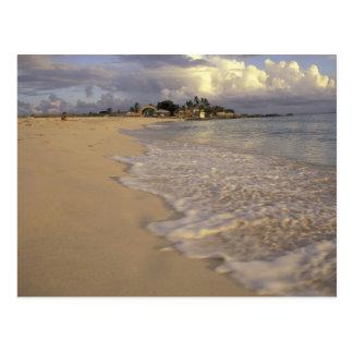 Karibische Meere, St Martin (St. Maarten). Maho Postkarte