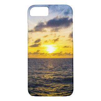 Karibische Sonnenuntergang-Kreuzfahrt iPhone 8/7 Hülle