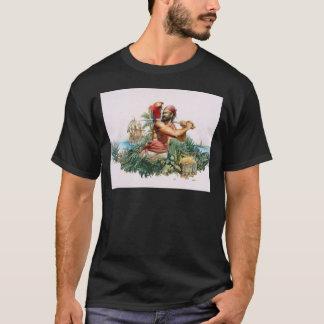 Karibischer Pirat T-Shirt